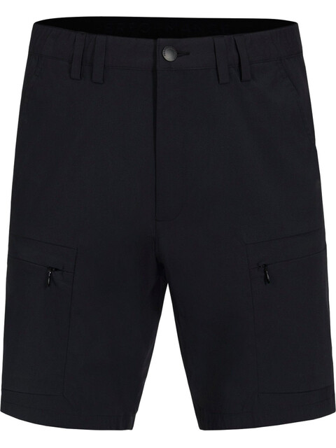 Peak Performance M's Treck Cargo Shorts Black